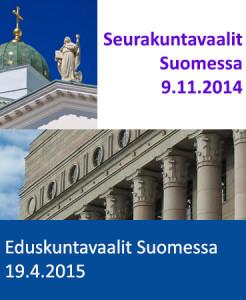 Haemme vaalipäällikköä vaalit Suomessa