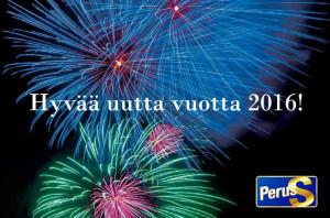 hyvaa uutta vuotta
